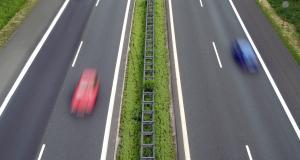 Flashé à 196 km/h sur l'autoroute au volant d'une Audi