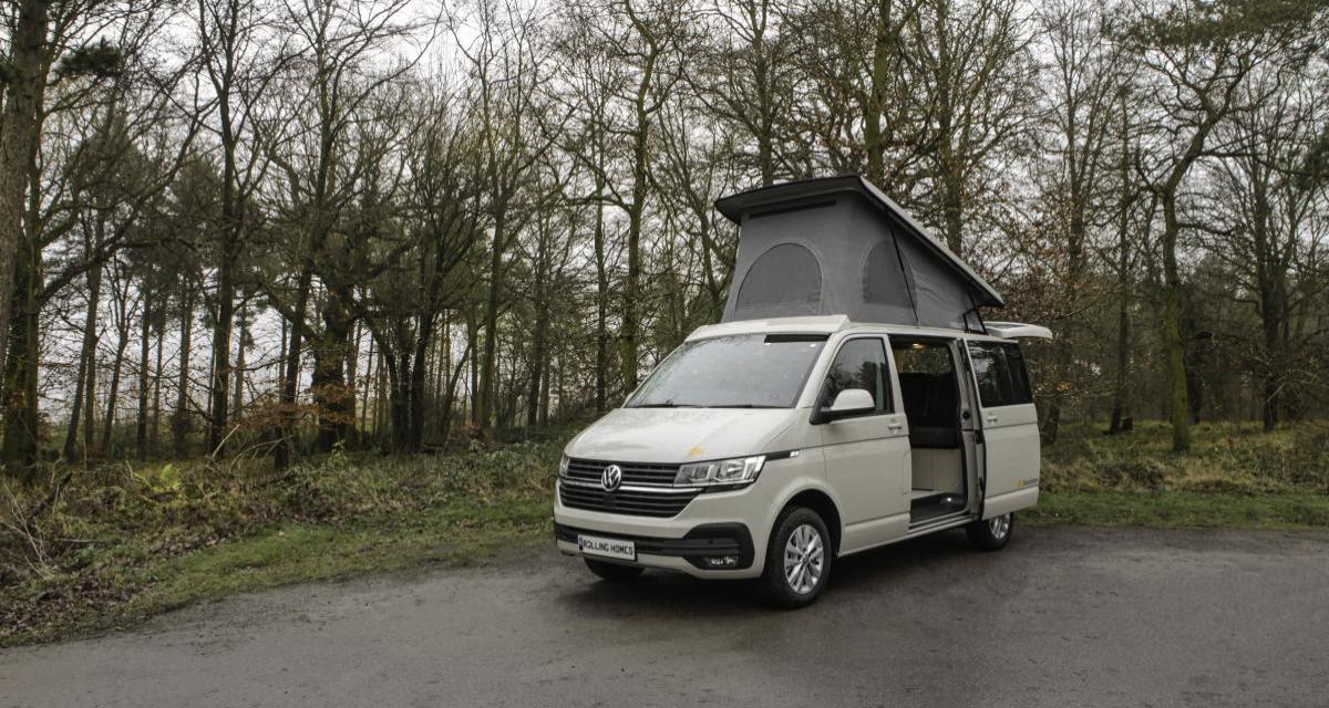 Camping-car : focus sur le Volkswagen California Shackleton