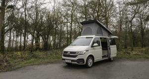 Camping-car : focus sur le Volkswagen California Shackleton
