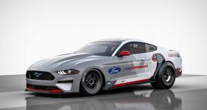 Ford Mustang Cobra électrique Jet 1400 : 273 km/h en moins de 8 secondes