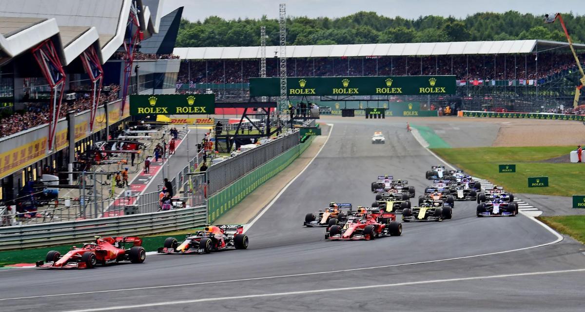 F1 : Boris Johnson intervient pour sauver le Grand Prix de Grande-Bretagne