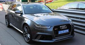 Il se filme à 325 km/h en Audi RS6 : la police recherche activement le chauffard (vidéo)