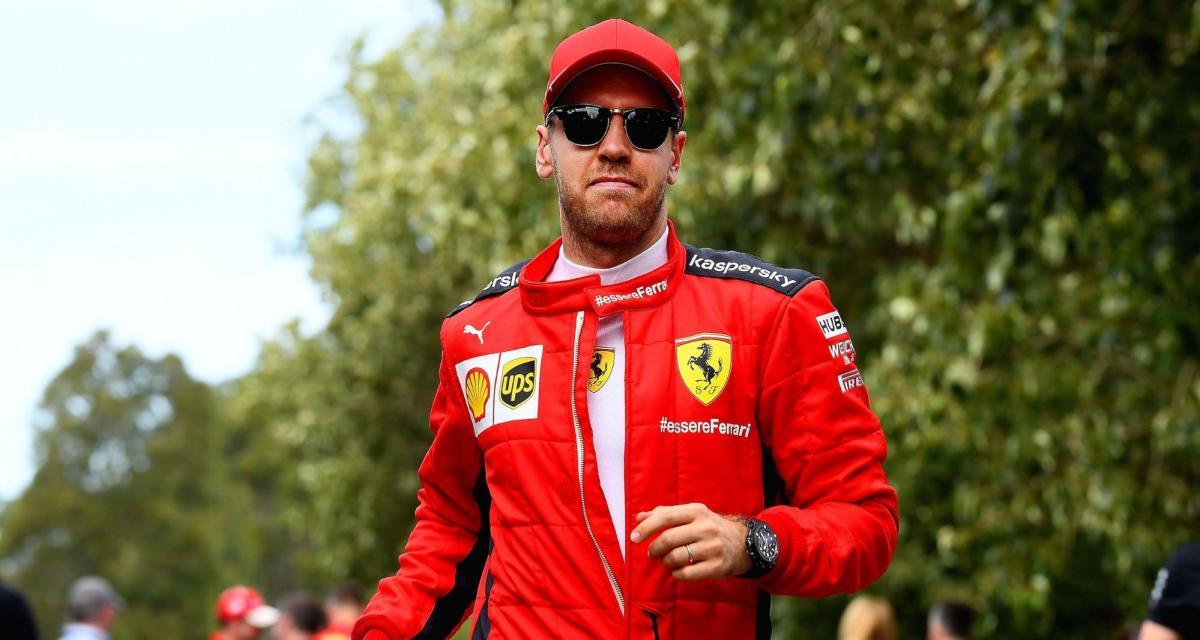 F1 - transferts : Haas ne tente pas sa chance pour Vettel