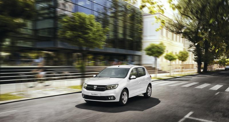 Dacia Sandero City+