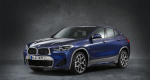 BMW X2 xDrive25e : jusqu'à 53 km d'autonomie en tout électrique pour le SUV hybride rechargeable