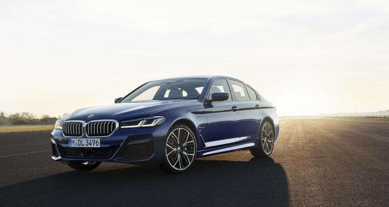 BMW Série 5 (2020) : rafraîchissement de mi-carrière pour la référence allemande
