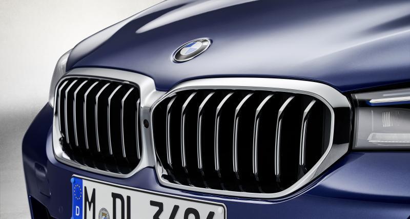 Tarifs et finitions la BMW Série 5 Berline (2020)