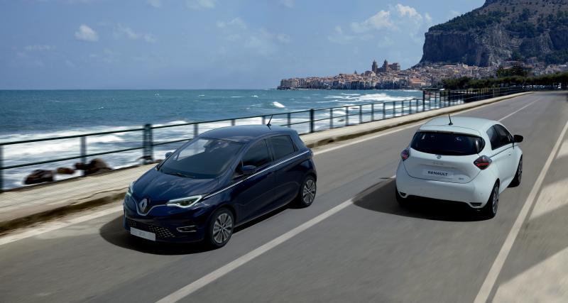 Plan de relance automobile : 1000 euros de bonus en plus pour la voiture électrique