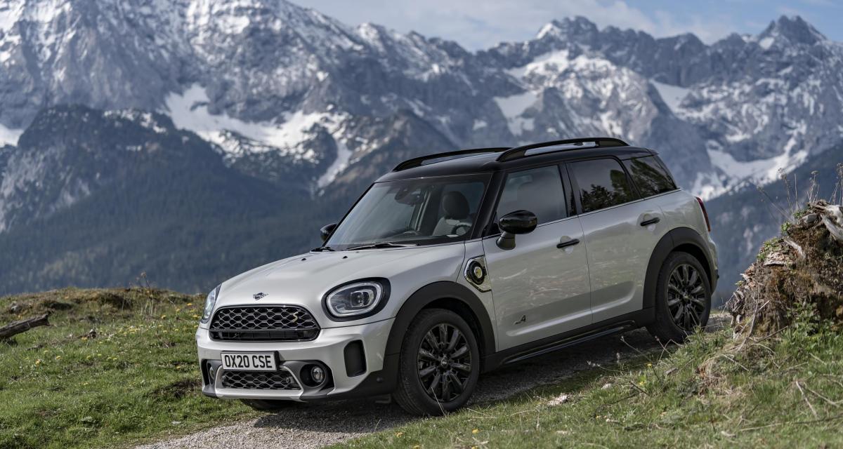 Mini Countryman restylé (2020) : évolution en douceur pour le SUV pas si mini