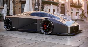 Koenigsegg RAW Concept : une future supercar d'entrée de gamme ?