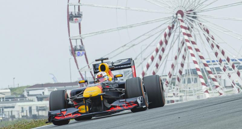 F1 : le Grand Prix des Pays-Bas annulé