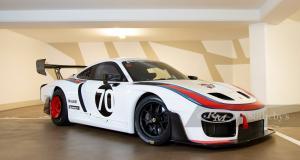 Porsche 935 (2020) : un exemplaire en livrée Martini Racing déjà aux enchères