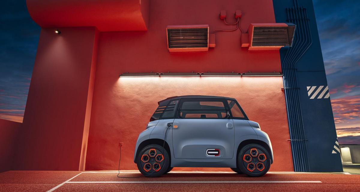 Citroën Ami : la première année de loyer est offerte pour le personnel soignant