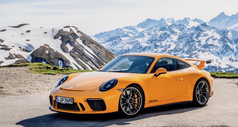 Porsche 911 GT3 type 992 (2021) : elle ne manquera pas de souffle !