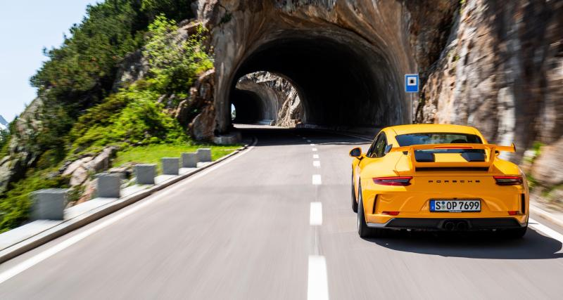GT3 ou GT3 RS ?