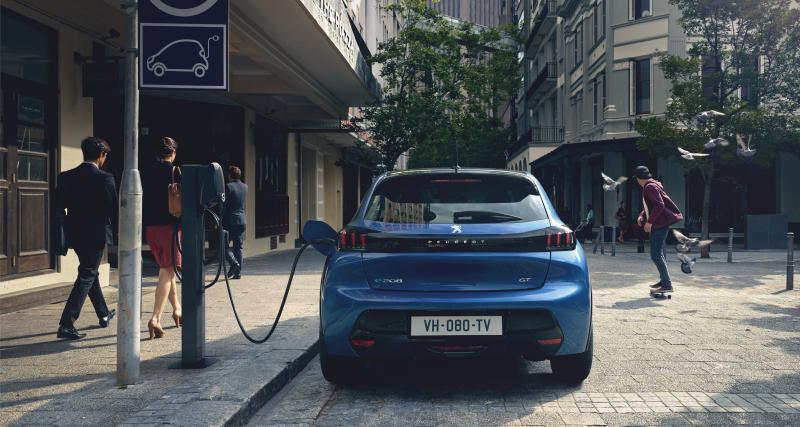 Nouveau bonus écologique : la Peugeot e-208 est-elle éligible ?