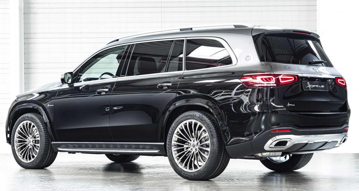 Hofele HGLS : nouvelle recette pour le SUV Mercedes