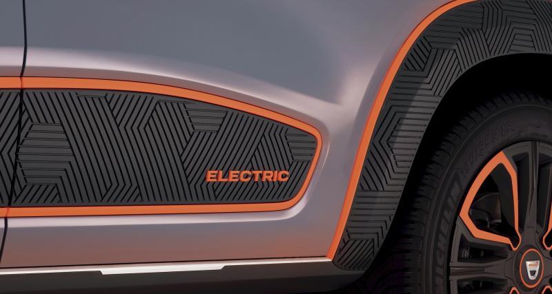 L'électrification pour 2021 chez Dacia