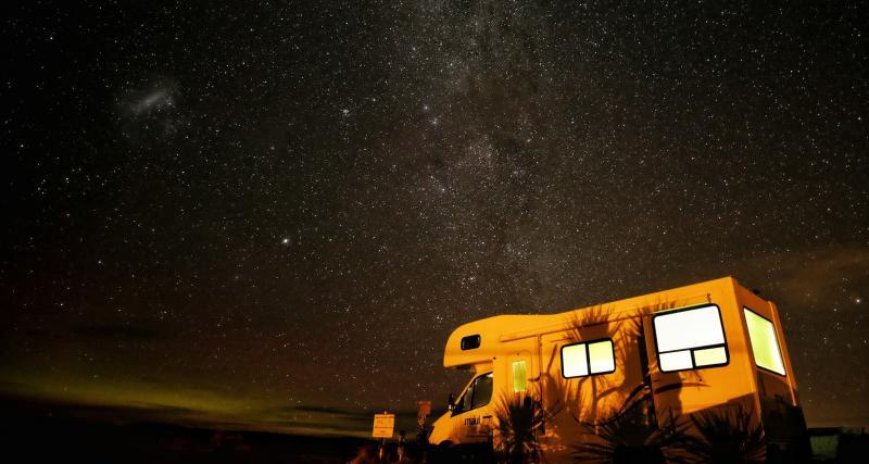 Voyager à l'étranger en camping-car ? Pas avant le 15 juin