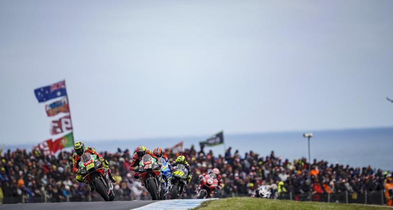 MotoGP - Saison 2020 : Les Grands Prix de Grande-Bretagne et d'Australie supprimés