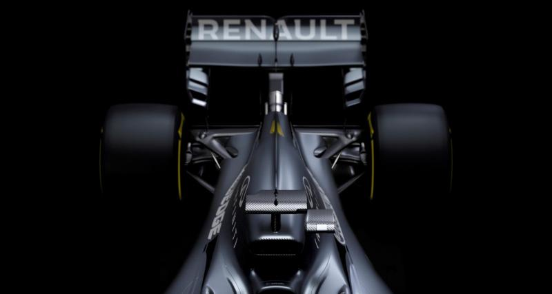 F1 : Renault poursuit l'aventure