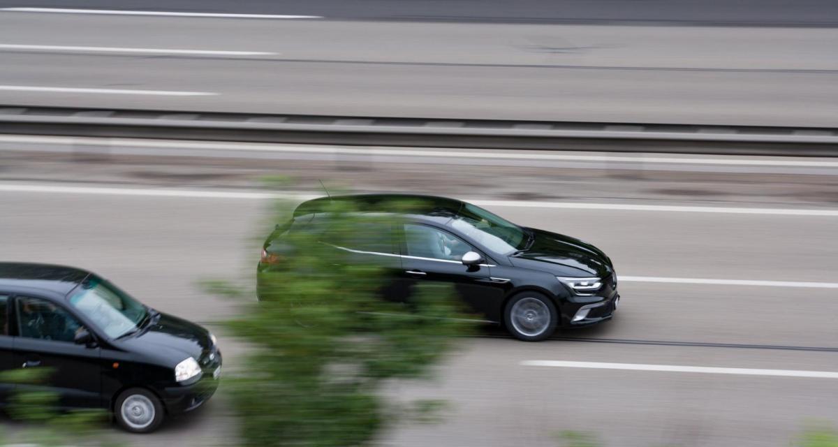 Fous du volant : sans permis, il se fait flasher à 159 km/h sur une route limitée à 80