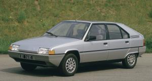 Souvenez-vous : la Citroën BX