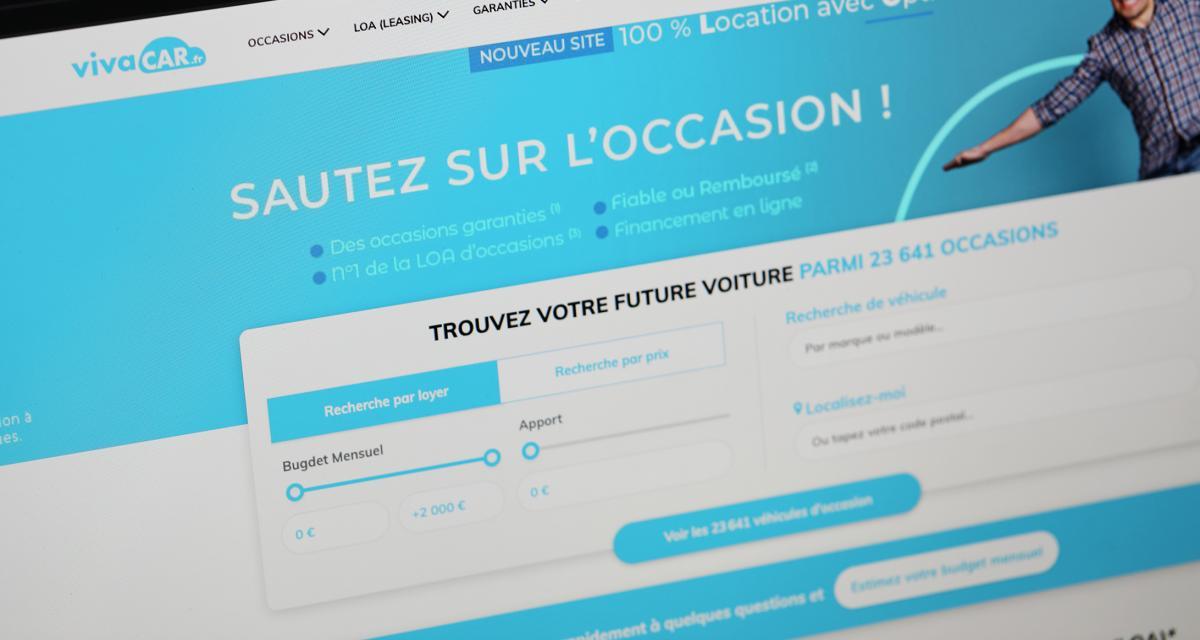 Leasing d'occasion: Vivacar, une nouvelle façon d'acquérir une voiture d'occasion!