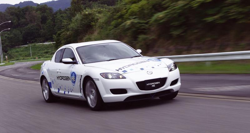 L'idée tourne chez Mazda