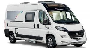 Camping-car Dreamer D55 Exclusive : le fourgon idéal pour cet été