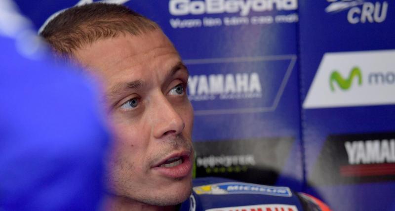 MotoGP : confiné, Valentino Rossi a eu un avant-goût de sa vie de retraité