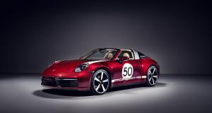 Porsche 911 Targa 4S Heritage Design Edition : à peine dévoilée, déjà en série limitée !