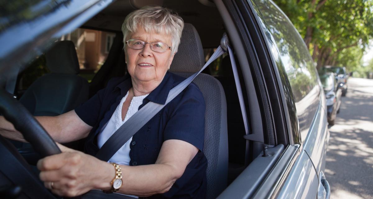 Mamie fait de la résistance : flashée à 151 km, elle perd son permis