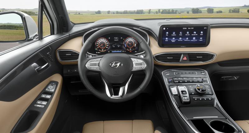 SUV High-tech et plus adaptable