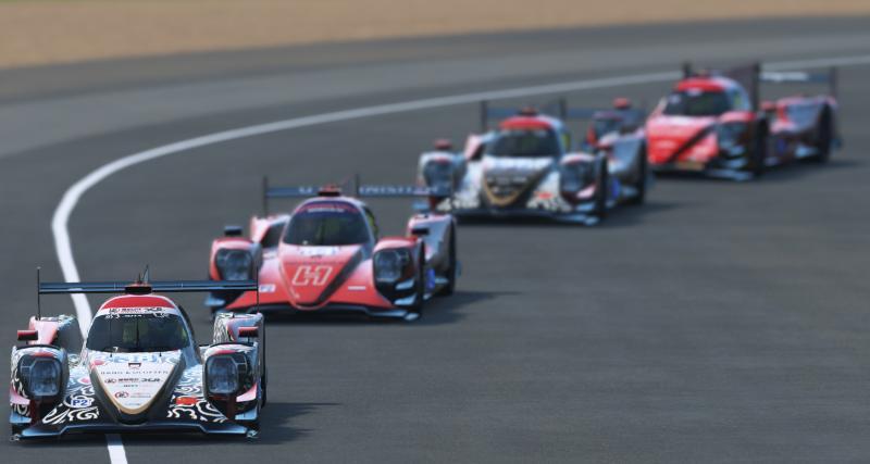 24h du Mans virtuelles : la liste des participants