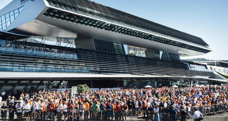 Saison 2020 de F1 : le détail des mesures anti-covid