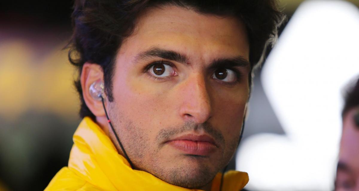F1 - saison 2021 : Carlos Sainz n'a pas signé chez Ferrari pour faire de la figuration