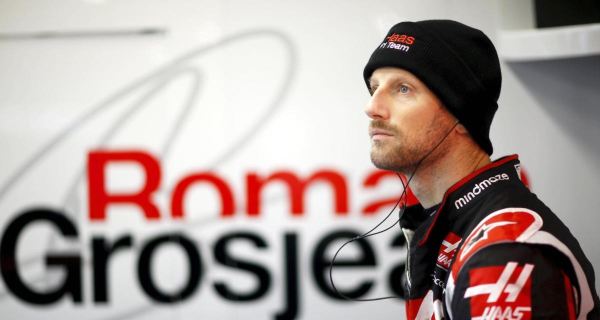 F1 : la réaction de Romain Grosjean après à l'annonce du calendrier de la saison 2020