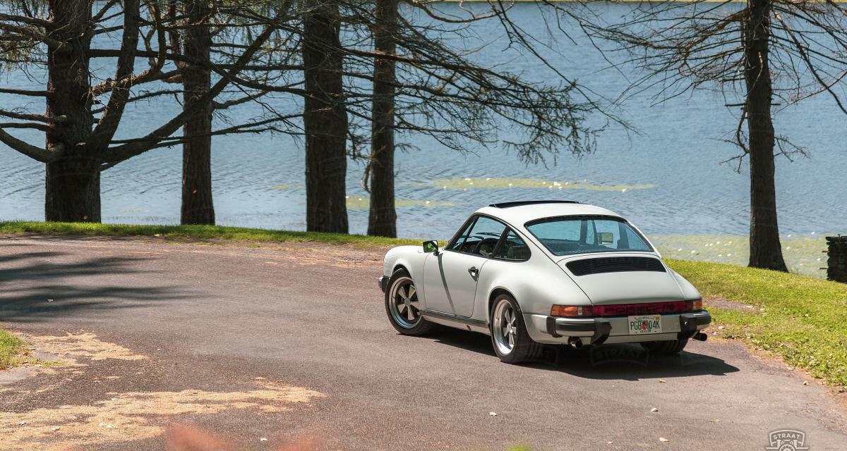 """Porsche 911 by Straat : une """"caisse G"""" custom dans le respect des traditions"""