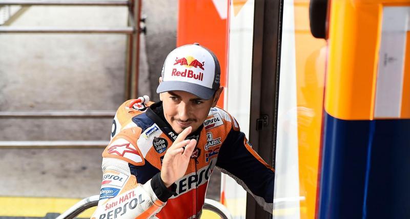 MotoGP : Jorge Lorenzo n'écarte pas un retour