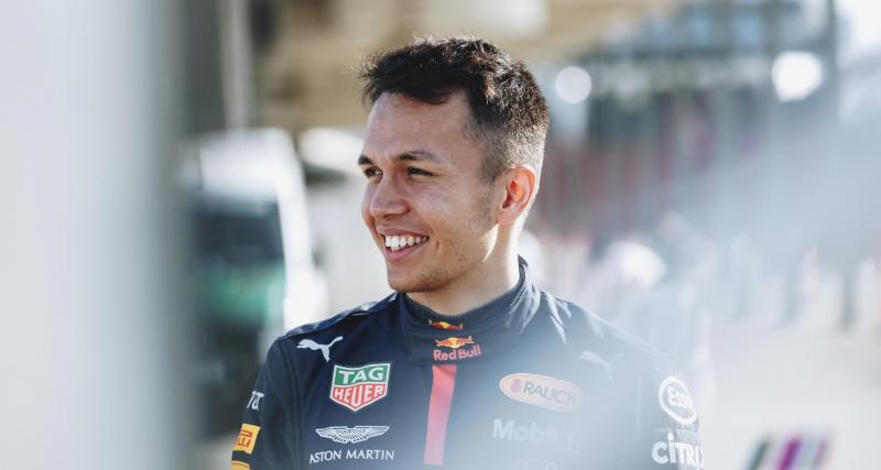 F1 : Alex Albon pas encore confirmé chez Red Bull en 2021