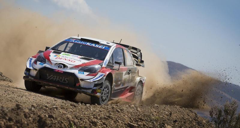 WRC : le rallye de Nouvelle-Zélande annulé