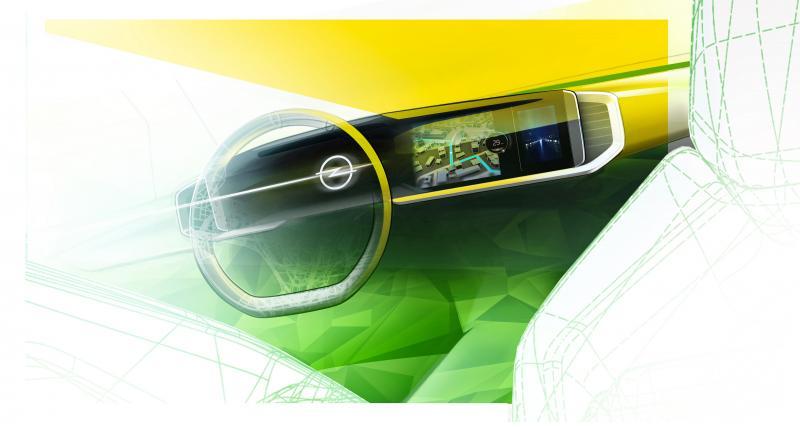 Nouvel Opel Mokka : une planche de bord détoxifiée