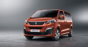 Peugeot e-Traveller : le transport de personne en silence