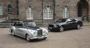 Bentley : clap de fin après 61 ans de carrière pour le mythique V8 6.75