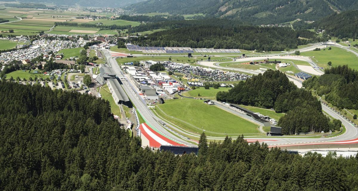 F1 - Grand Prix d'Autriche : dates et horaires du 1er Grand Prix de la saison 2020