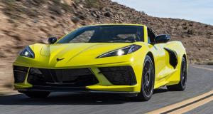 Le Chevrolet Corvette C8 commercialisée en Europe courant 2021