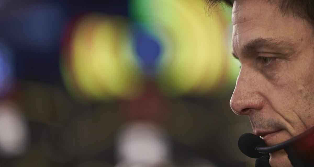 F1 - Mercedes : Toto Wolf sur le départ ? Il répond aux rumeurs