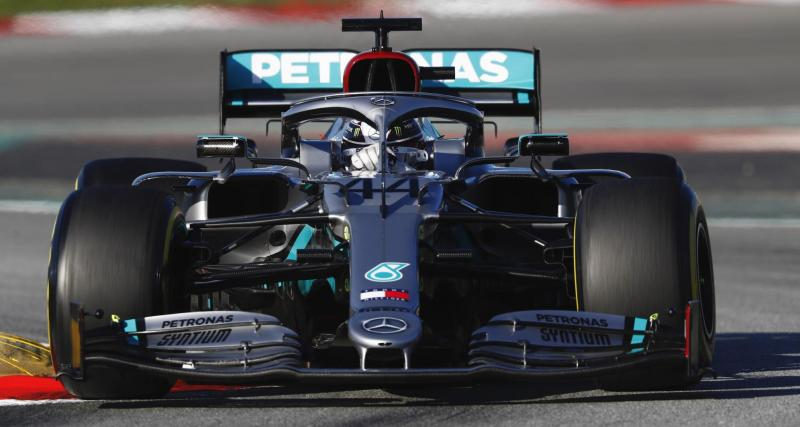 F1 : Mercedes aura droit à ses journées d'essais