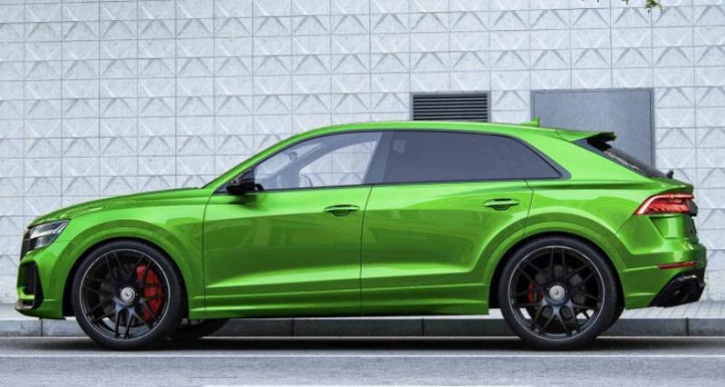 Audi RS Q8 by Wheelsandmore : 1000 ch sinon rien